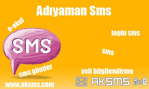 Adıyaman sms,okul sms,e-okul sms,şirket sms,adıyaman toplu sms