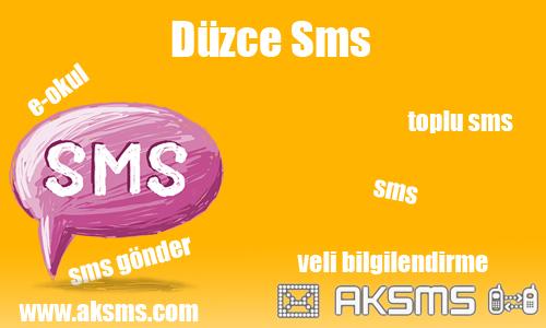 Düzce sms,okul sms,e-okul sms,şirket sms,düzce toplu sms