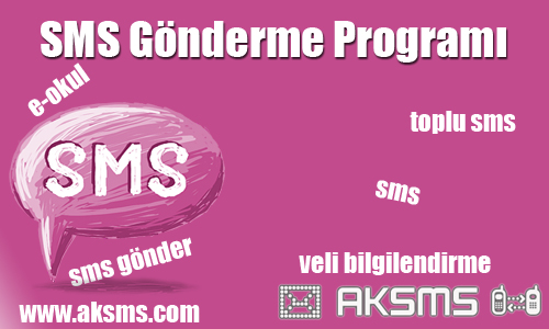 Sms gönderme programı