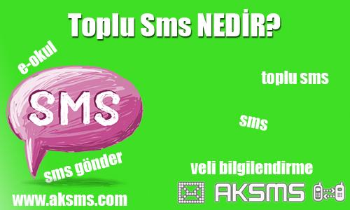Toplu sms nedir?