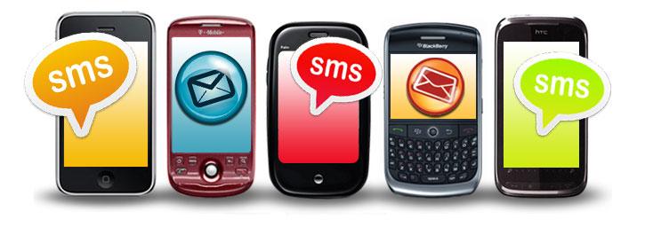 internet'ten toplu sms gönderimi